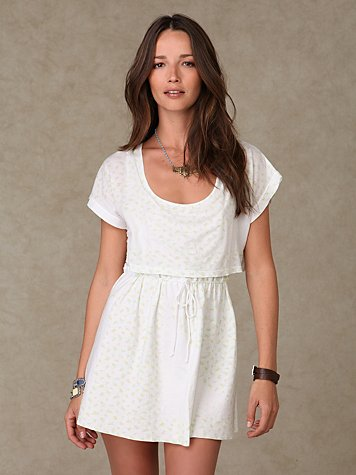 Seneca Rising Reese Dress at Free People Clothing Boutique :  memorial day seneca rising reese white