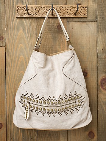 Arizona Studded Hobo