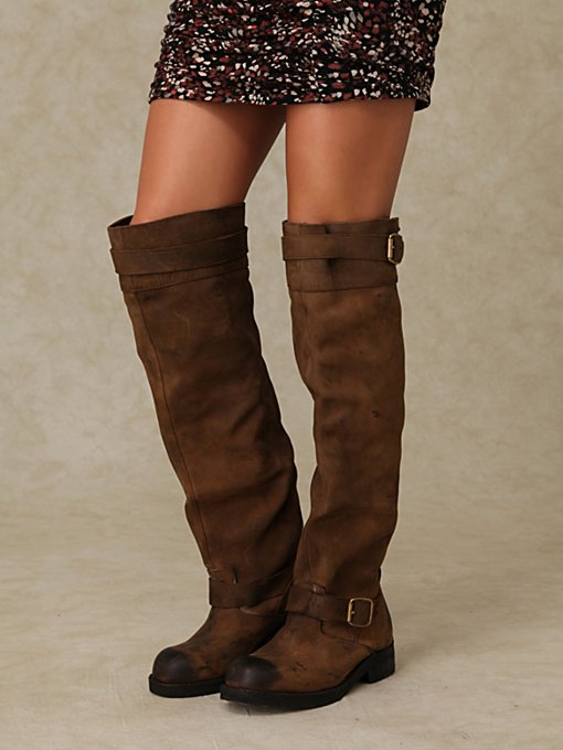 Wishlist Over the Knee Boot