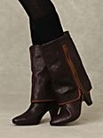 Dannika Piping Zip Boot by Frye