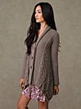 Far Away Cable Cardigan