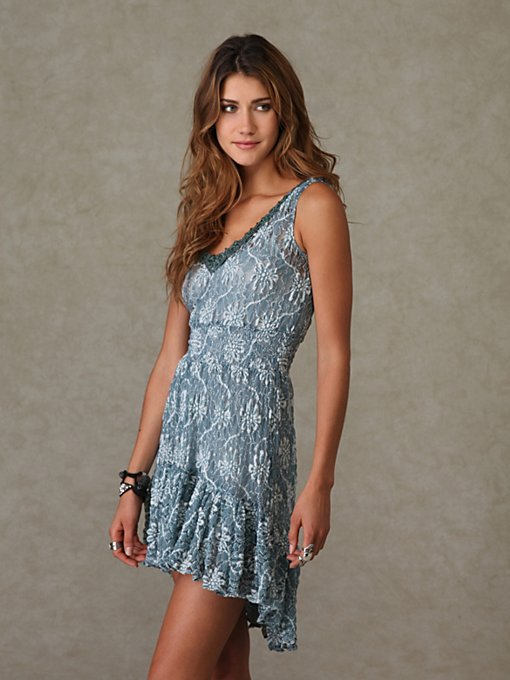 Lace Rendezvous Dress