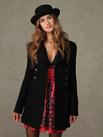 Fall Remembrance Coat