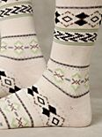 Printed Knee Sock