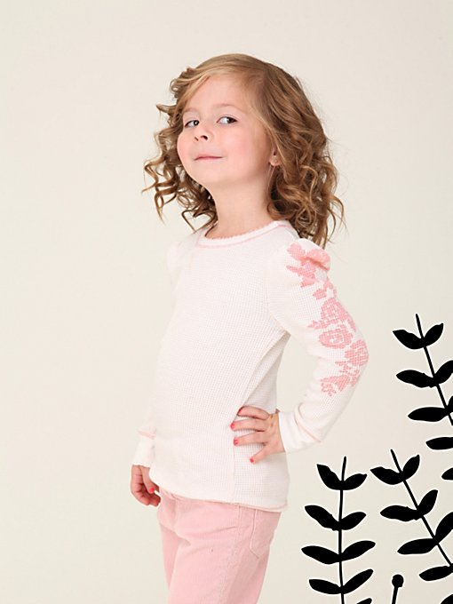 Wee People Damsel In Distress Thermal