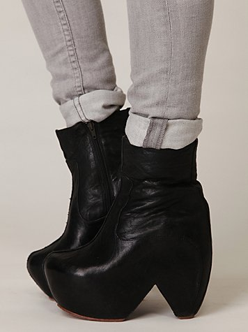 Fatale Platform Boot at Free People Clothing Boutique :  platform boots shoes ankle