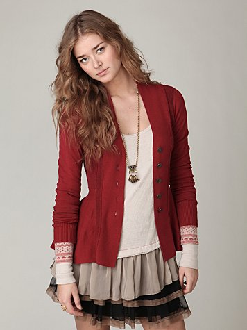 Waisted Days Cardigan