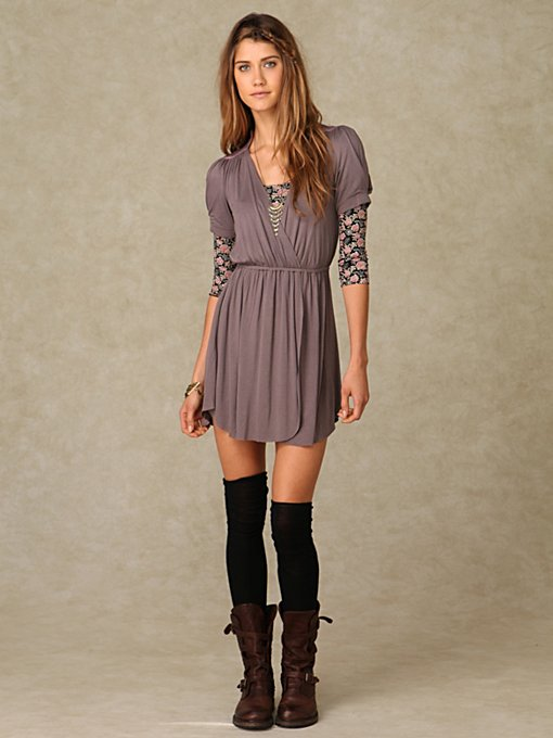 Crossed Paths Tunic