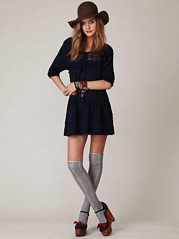 Pintuck House Dress at Free People Clothing Boutique :  shirt dress shirtdress day dresses