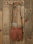Chain Fringe Crossbody