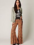 FP ONE Floral Fields Wideleg Pant