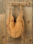 Salt Lake Suede Hobo