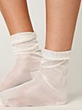 Slinky Sheer Ankle Sock