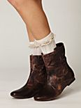 Stirrup Ankle Boot