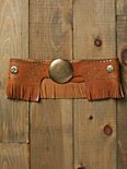 Skirted Fringe Belt