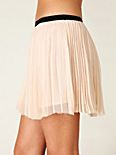 FP ONE Pleated Mini Skirt