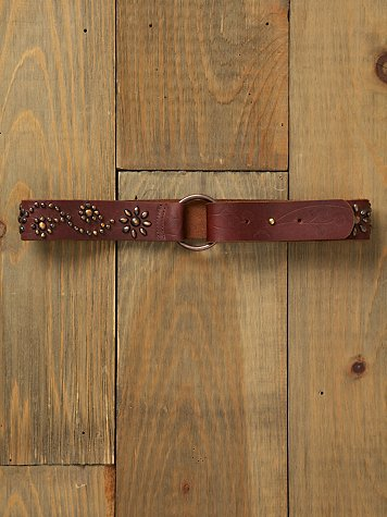 Tiger's Eye Waist Belt
