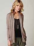Burnout Cardigan