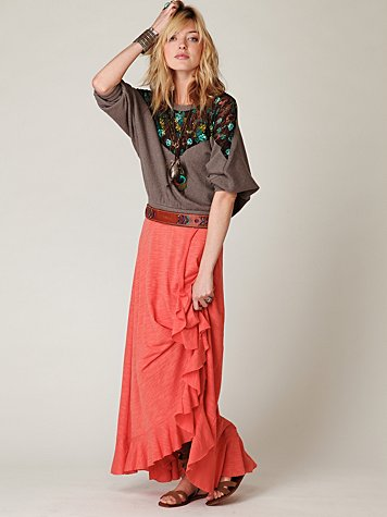 Cascade Convertible Skirt