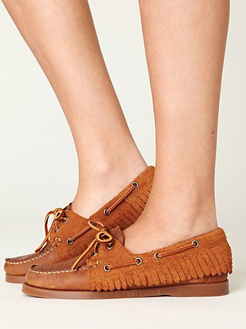 Fringe Docksiders