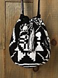 Wayuu Taya Patterned Bag