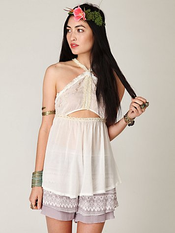 FP New Romantics Cut Out Halter