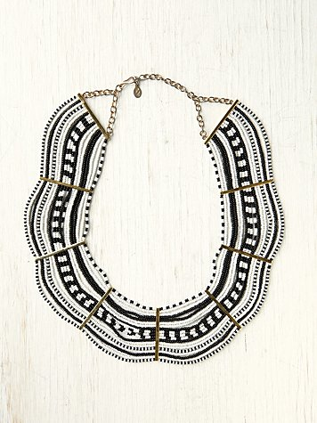 Maori Wave Necklace