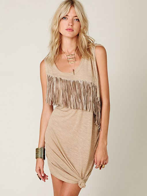 FP New Romantics Far Away Fringe Tee