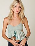 Seams Pretty Crop Cami