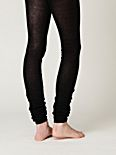 Super Slouch Sheer Legging