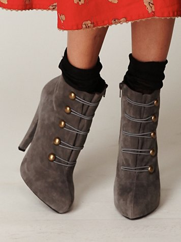 Jeffrey Campbell Sgt Pepper Ankle Boot