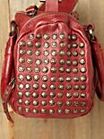 Brooke Studded Satchel