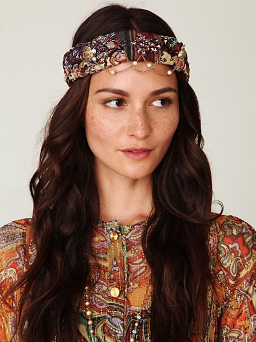 Tadefi Embellished Turban