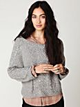 Cable Cashmere Sweater