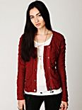 Lace Zip Jacket