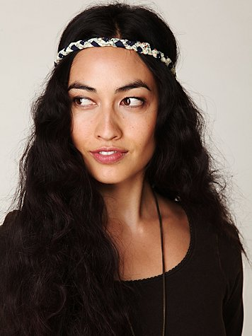 Free People Ashbury Braided Headband