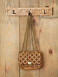 Studded Rose Madame C Bag