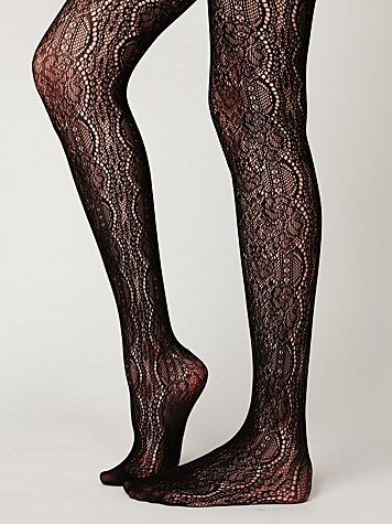 Romantic Lace Tight