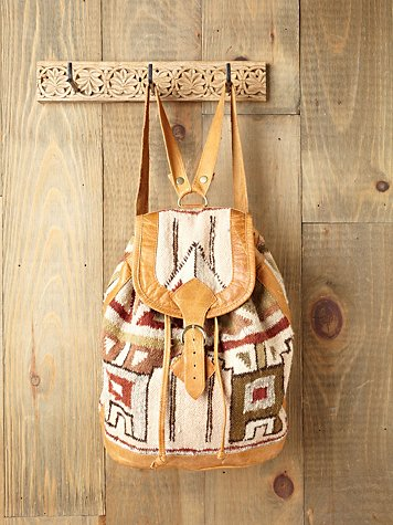 Totem Vintage Alamo Backpack