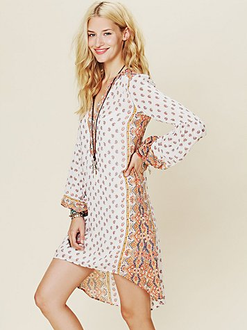 Free People Peacemaker Dress