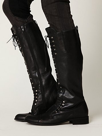 Charles David Registry Lace Boot