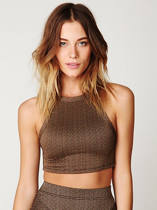 Sculpt Me Crop Top