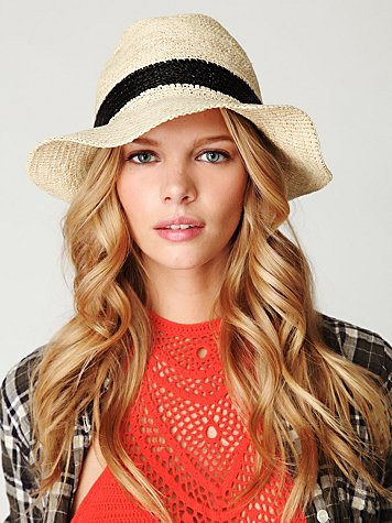 Free People Star Straw Fedora