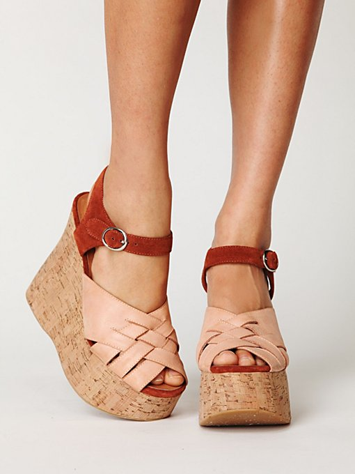 Darcy Cork Wedge