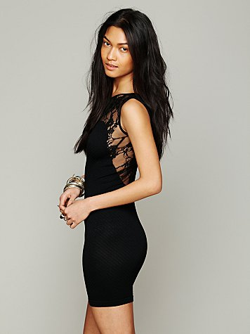 Intimately Free People Sweetheart with Lace Slip