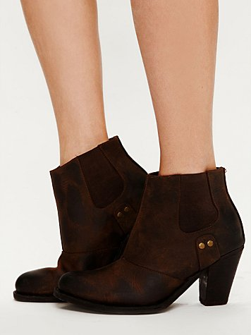 Patriot Ankle Boot