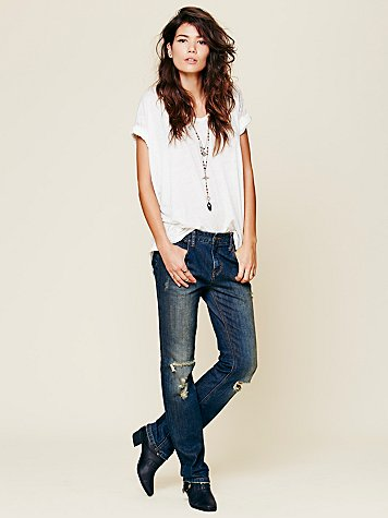 Free People FP High Rise Skinny