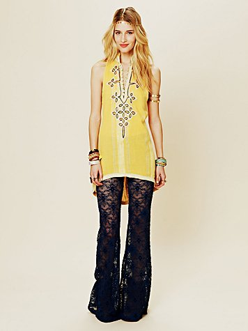 Nightcap Iris Lace Pant