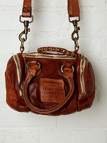 Bauletto Mini Satchel