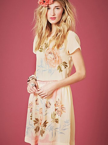 Free People Summer Fun Dress